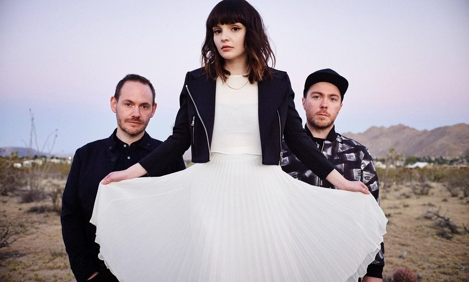 Watch CHVRCHES Behind the Scenes at Central Park Summer Stage