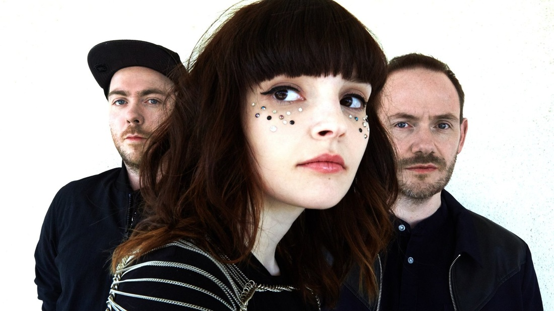 CHVRCHES Signing at Cactus Music in Houston Next Friday