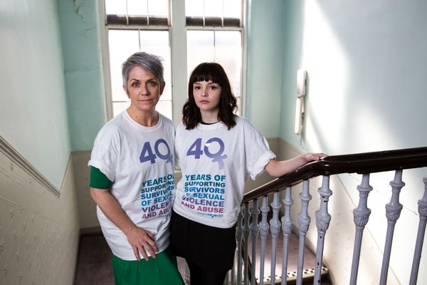 Lauren Mayberry and Denise Mina Spearhead Fundraiser for Glasgow Rape Crisis Centre's 40th Anniversary