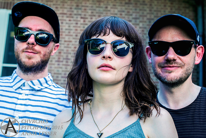 "CHVRCHES Drop New Song ""Warning Call"" for Upcoming Video Game Mirror's Edge Catalyst"