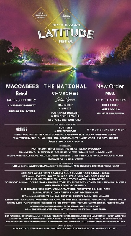 CHVRCHES Are Headed to Latitude Festival this July