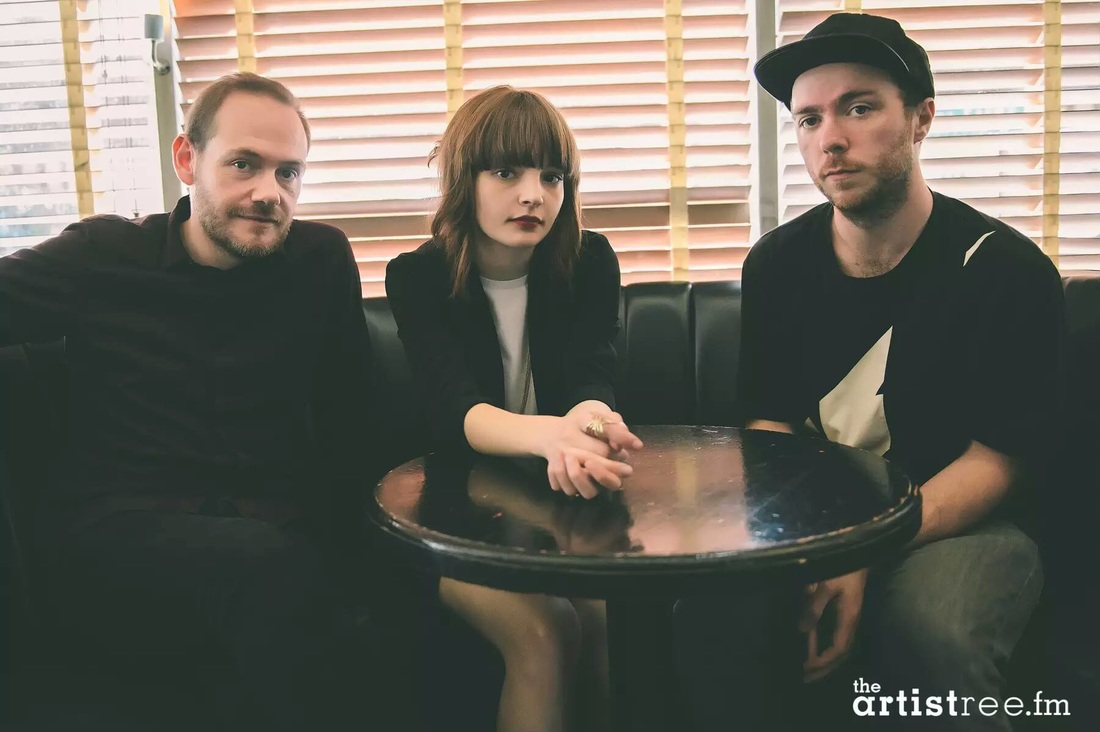CHVRCHES Signing at Rough Trade NYC this Friday