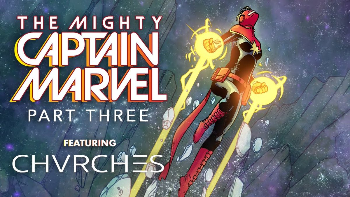 CHVRCHES' Music Featured in the Latest Episode of Mighty Captain Marvel