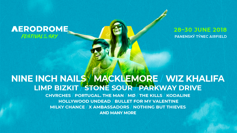 PictureCHVRCHES Announced for Aerodrome Festival this June