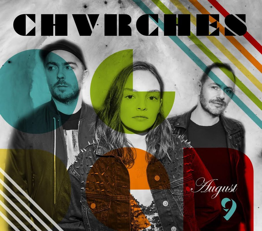 CHVRCHES Will be Playing Ogden Twilight this August