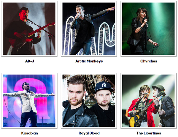 CHVRCHES Nominated as the Best British Band for the 2015 NME Awards