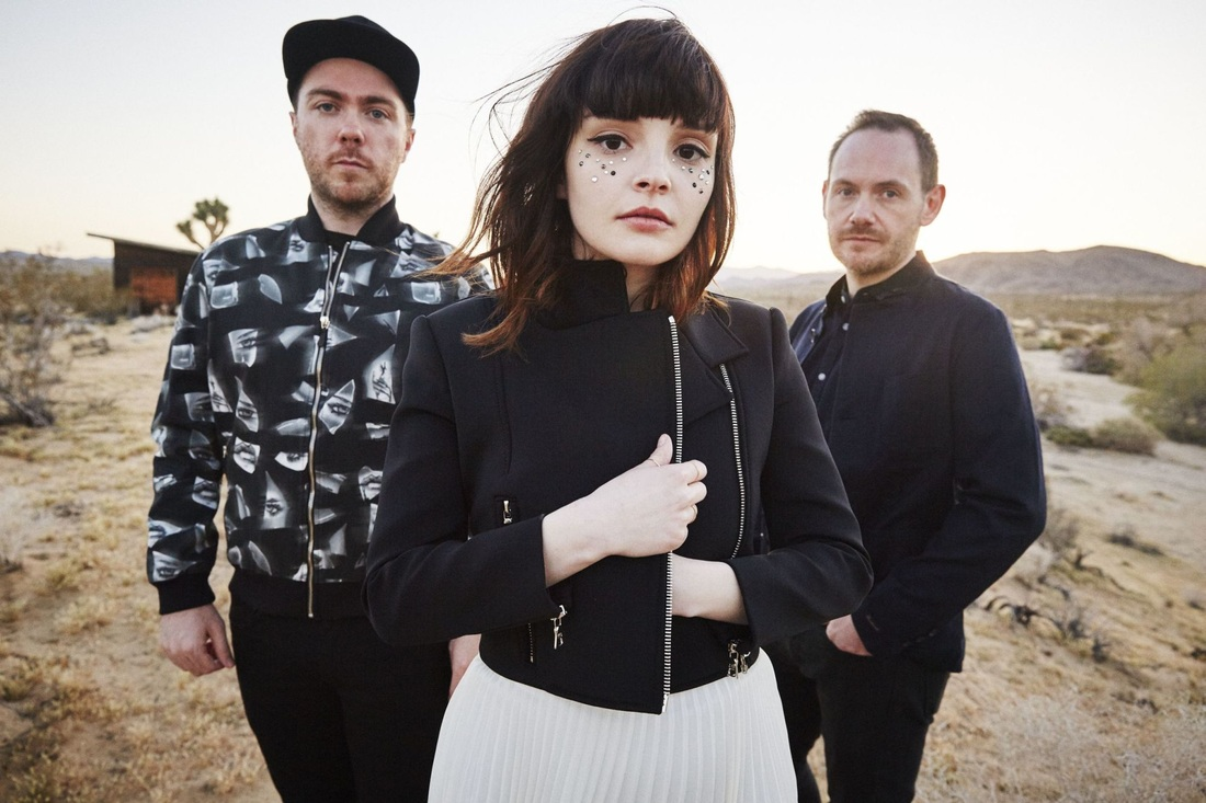 CHVRCHES to Perform the F8 Facebook Developer Conference After Party Tomorrow