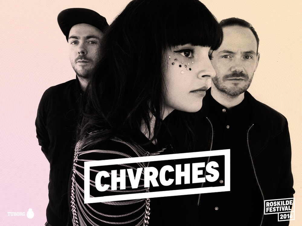 CHVRCHES Are Headed to Roskilde Festival this Summer