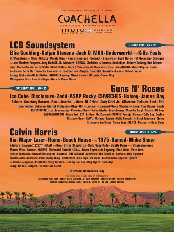 CHVRCHES Return to Coachella this April