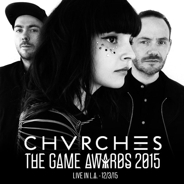 CHVRCHES Will Perform at The Game Awards 2015