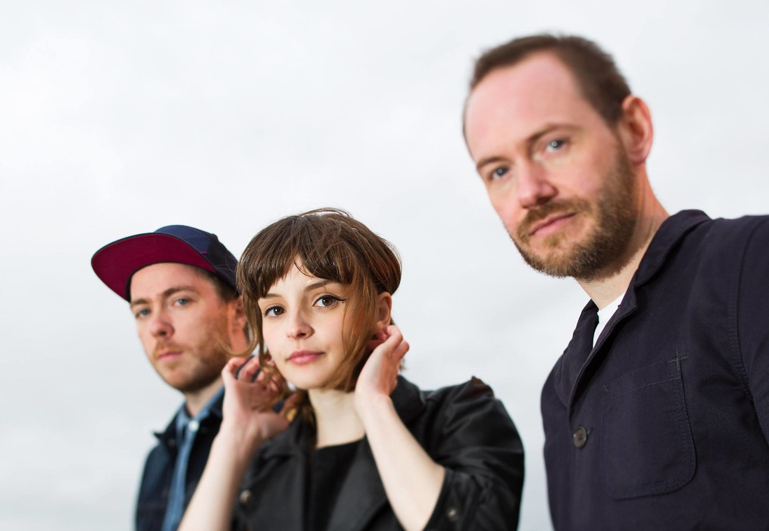 CHVRCHES Meet & Greet at Reckless Records Tomorrow