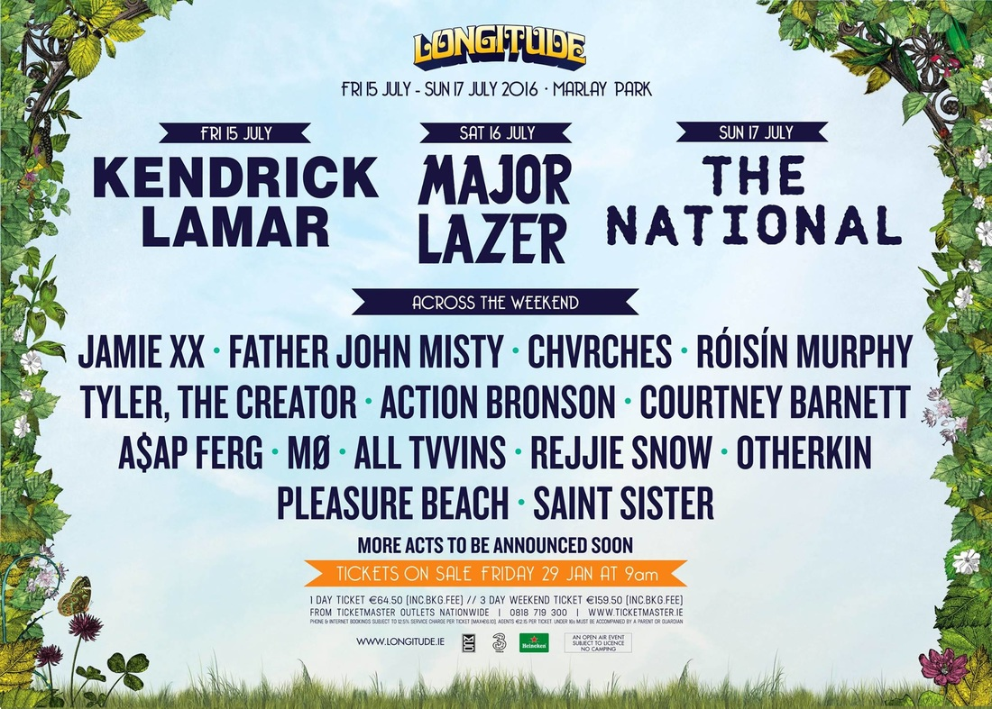 CHVRCHES Are Headed to Longitude Festival this July