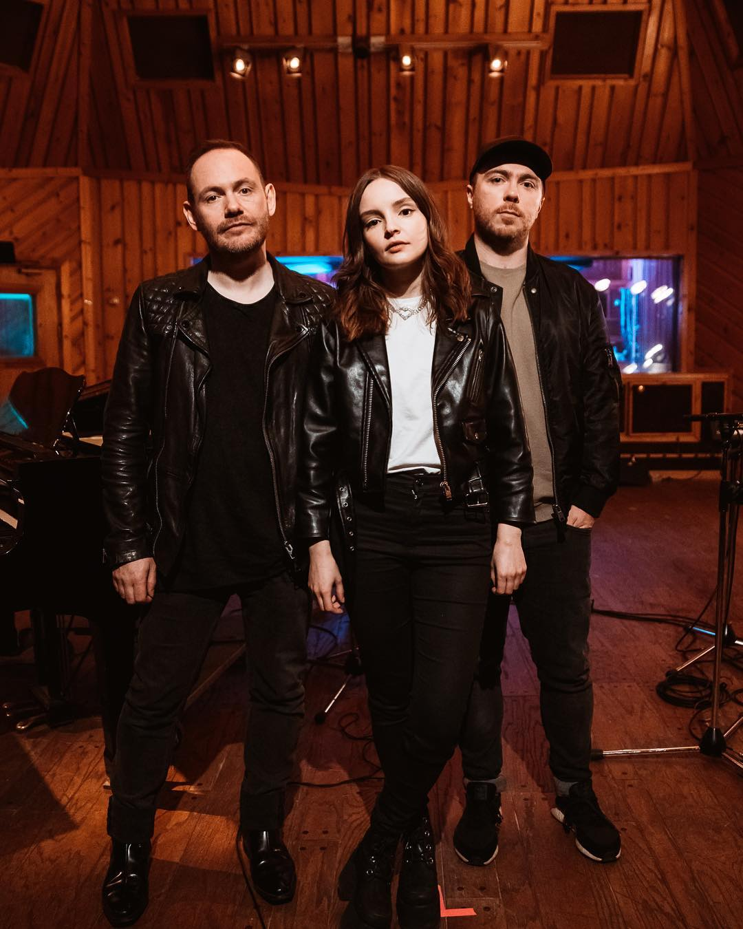 Watch CHVRCHES' Beautiful Acoustic Session on the Honda Stage at Power Station