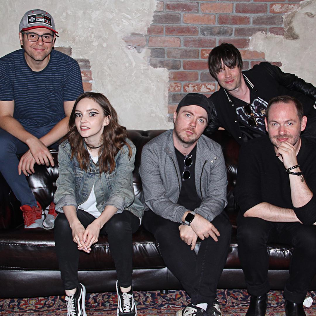 CHVRCHES' Lauren Mayberry Guests on Lovett Or Leave It