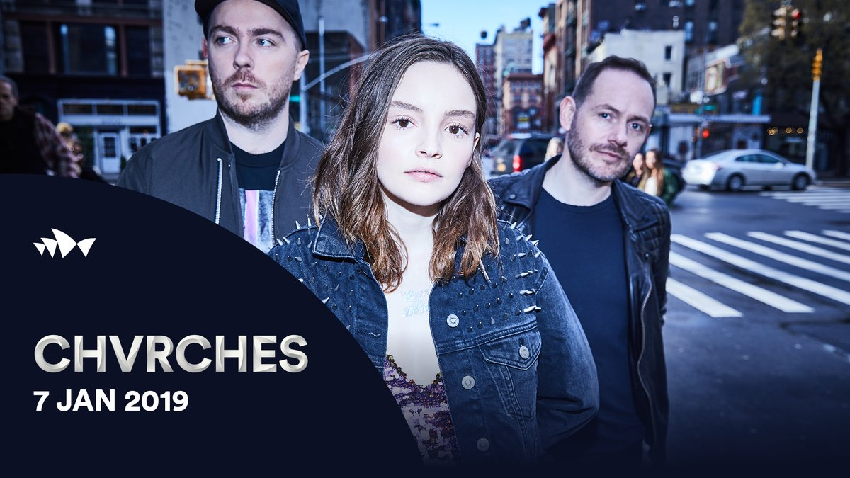 CHVRCHES Will Play the World-Famous Sydney Opera House in January