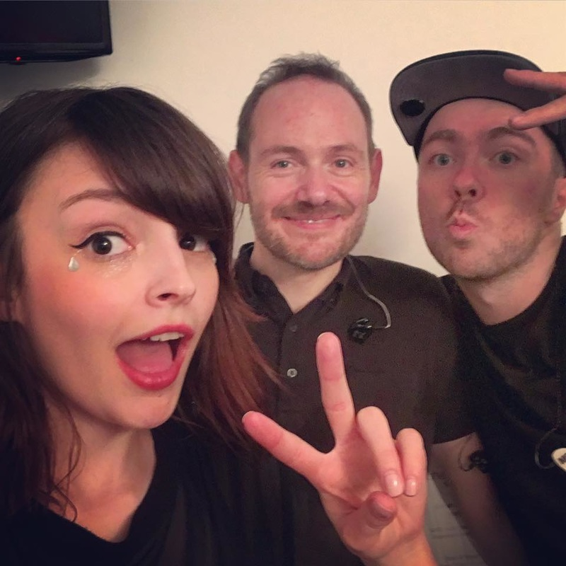 CHVRCHES Wrap Up the Every Open Eye Tour